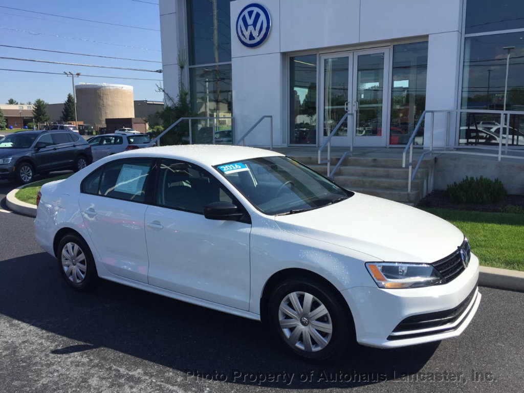 Pre-Owned 2016 Volkswagen Jetta Sedan 1.4T S 4dr Automatic