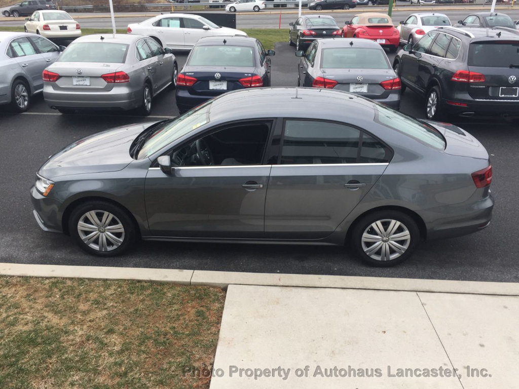 Pre-Owned 2017 Volkswagen Jetta 1.4T S Automatic