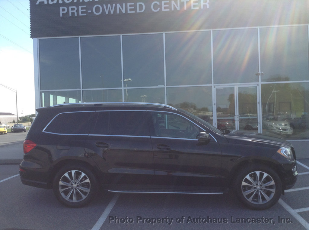 Pre-Owned 2014 Mercedes-Benz GL-Class 4MATIC® 4dr GL 450