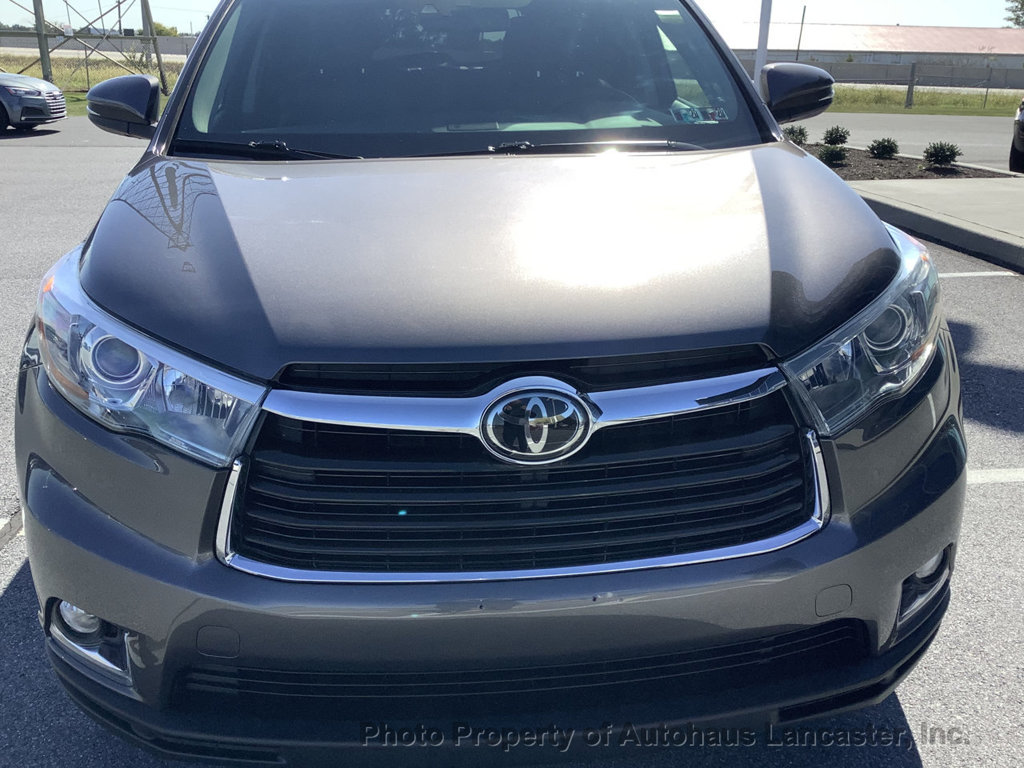 Pre-Owned 2014 Toyota Highlander HIGHLANDER LIMTED/LTD PLU