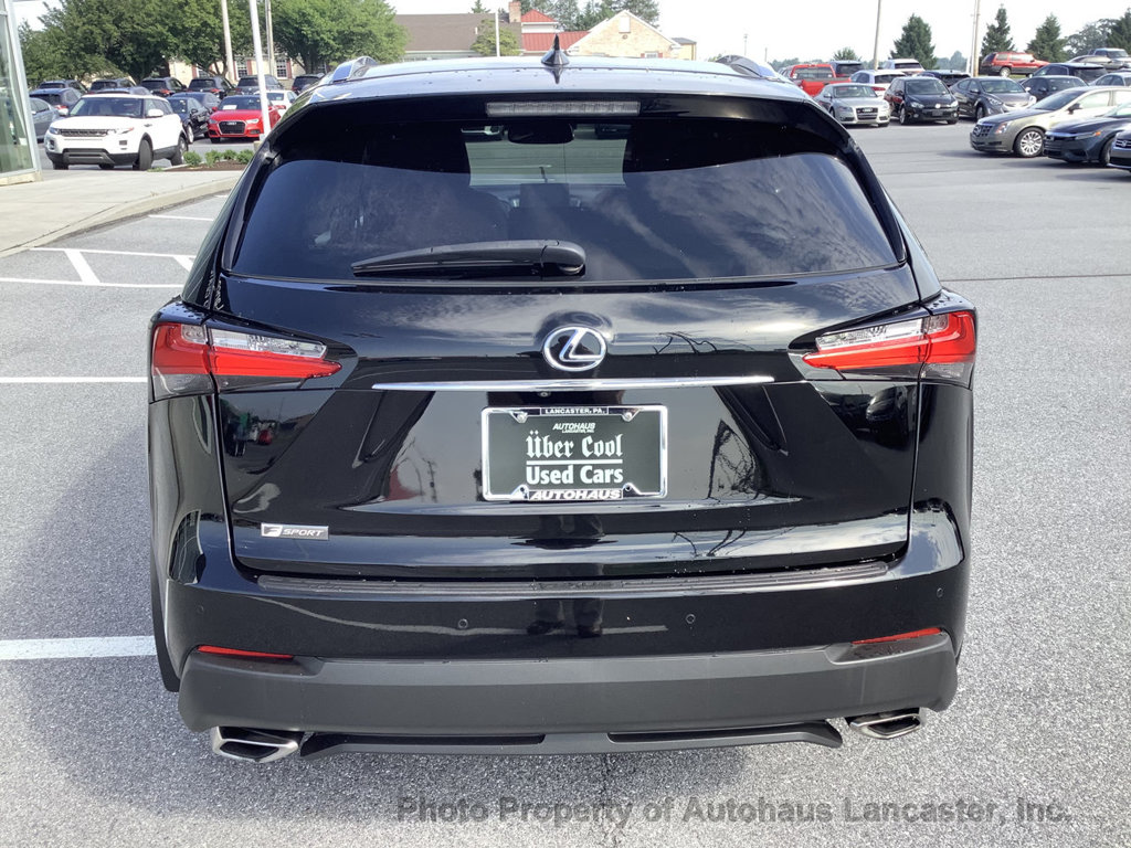 Pre-Owned 2015 Lexus NX 200t AWD 4dr F Sport