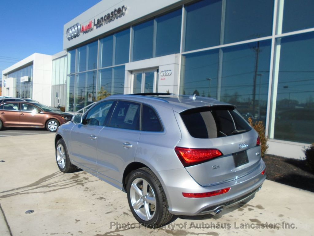 Pre-Owned 2017 Audi Q5 2.0 TFSI Premium Plus