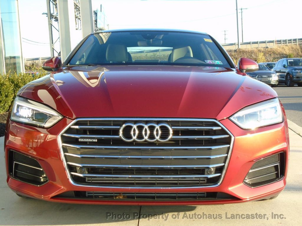 Pre-Owned 2018 Audi A5 Coupe 2.0 TFSI Premium Plus S tronic