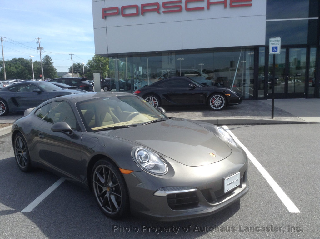 Pre-Owned 2016 Porsche 911 Sport Design PACKAGE
