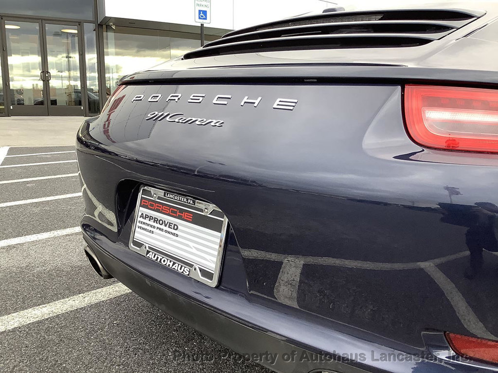 Pre-Owned 2012 Porsche 911 Autohaus sold this one new! 2 YEAR/Unlimited mileage warranty
