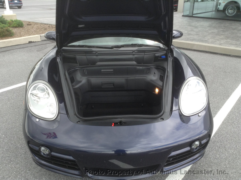 Pre-Owned 2007 Porsche Cayman 2dr Coupe S
