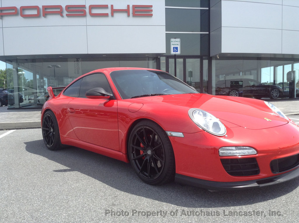 Pre-Owned 2012 Porsche 911 2dr Coupe Carrera S (997)