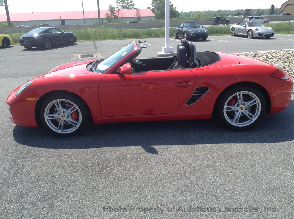 Pre-Owned 2011 Porsche Boxster 2dr Roadster S