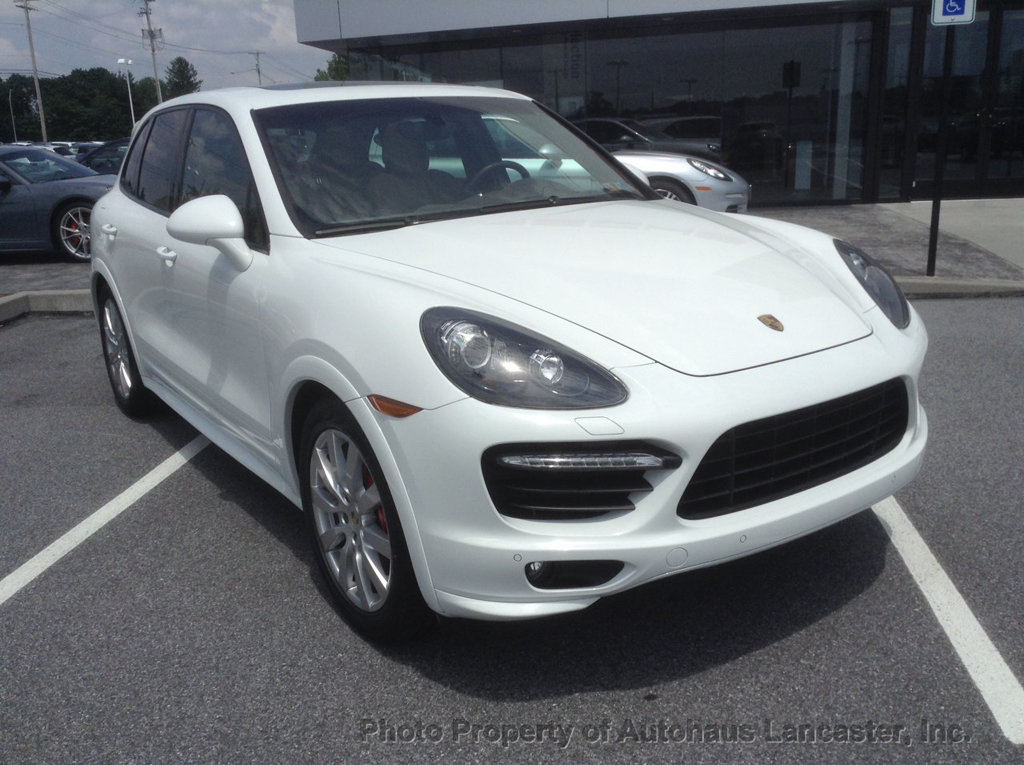 Pre-Owned 2013 Porsche Cayenne AWD 4dr GTS