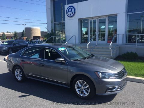 Pre-Owned 2016 Volkswagen Passat 4dr Sedan 1.8T Automatic S