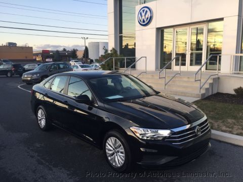 Pre-Owned 2019 Volkswagen Jetta 1.4T S Automatic