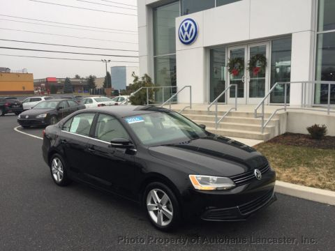 Pre-Owned 2014 Volkswagen Jetta Sedan 4dr DSG TDI