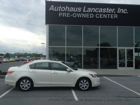Pre-Owned 2010 Honda Accord Sedan 4dr V6 Automatic EX-L