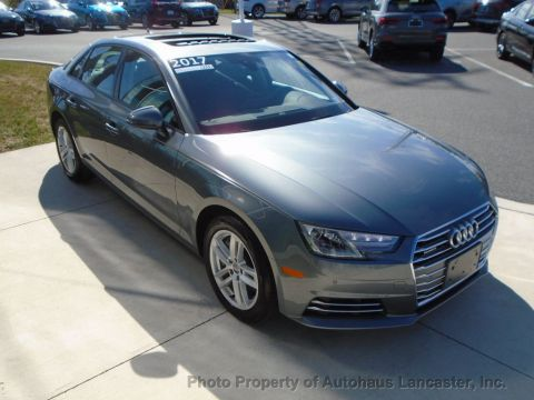 Pre-Owned 2017 Audi A4 2.0 TFSI Automatic Premium quattro AWD