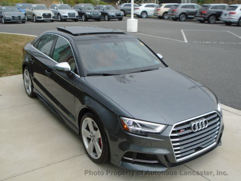 Pre-Owned 2018 Audi S3 2.0 TFSI Premium Plus