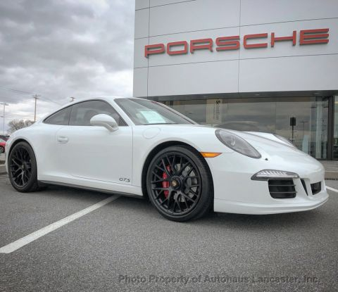 Certified Pre-Owned 2015 Porsche 911 2dr Coupe Carrera GTS