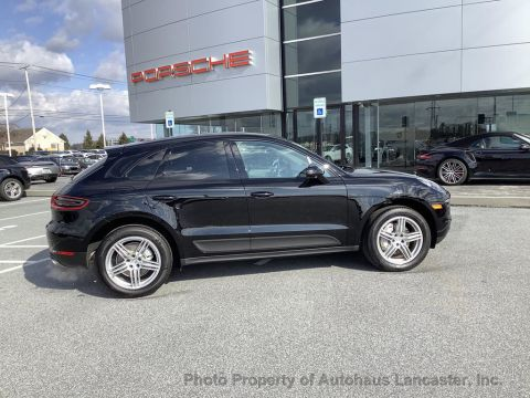 Certified Pre-Owned 2018 Porsche Macan S AWD