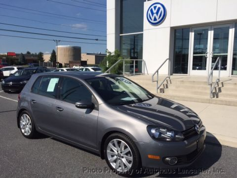 Pre-Owned 2011 Volkswagen Golf 4dr Hatchback DSG TDI